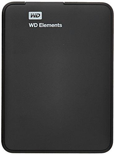 Western Digital Elements portable 1TB nero USB 3.0