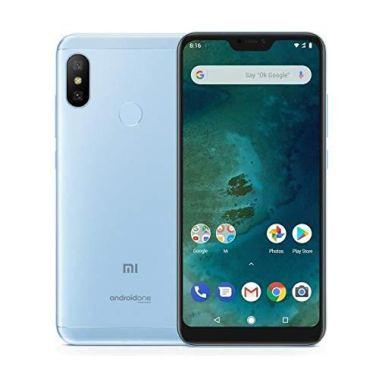 "Xiaomi Mi A2 Lite 5.84"" SIM Doble 4G 3GB 32GB 4000mAh Azul - Smartphone (14,8 cm (5.84""), 3 GB, 32 GB, 12 MP, Android, Azul)"