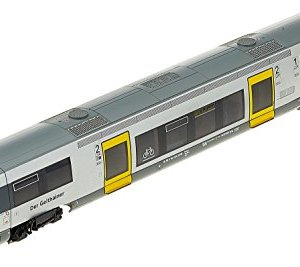 RIVAROSSI HR2716ACS DB Regio AC Digital/Sound BR 641 diesel drive car series, grey/yellow 41nQ4q6OcuL