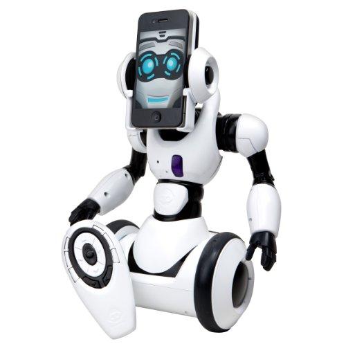 Wow Wee 0810 - RoboMe, innovativer Roboter-Avatar mit Telepräsenzsteuerung