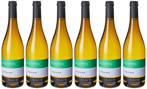 Colli Orientali Del Friuli DOC Sauvignon Sirch - 6 Bottiglie da 750 ml