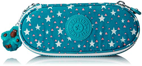 Kipling DUOBOX Astuccio, 20 cm, 1 liters, Multicolore (Cool Star Girl)