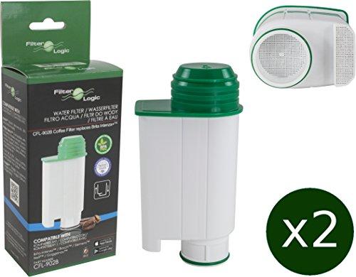 FilterLogic CFL-902 water filter cartridge bundle (4 months of FilterLogic CFL-902) (2 cartridges)