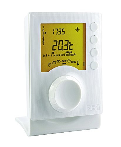 Thermostat programmable radio Tybox 137