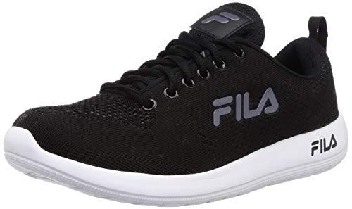 Fila Men's Ardo Blk/Gry Running Shoes-9 UK (43 EU) (10 US) (11008220)