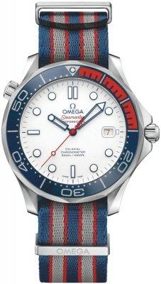 Omega James Bond 007212.32.41.20.04.001Commanders automatico orologio da uomo
