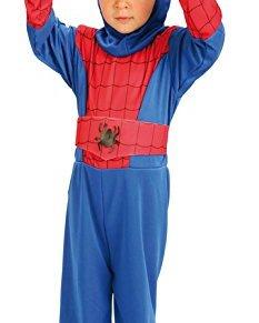 El Carnaval Disfraz Spiderman Bebe 2-4 años