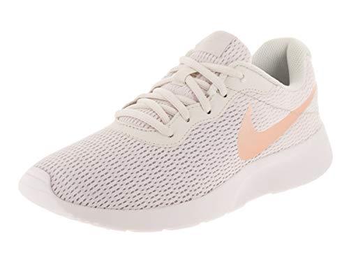94c8b4f859d3d Nike Damen Tanjun Laufschuhe Mehrfarbig (Phantom Crimson Tint Light  Bone White 008
