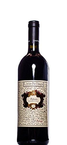 Friuli Colli Orientali D.O.C. Refosco Dal P.Rosso 2015 Livio Felluga Rosso Friuli Venezia Giulia 13,5%