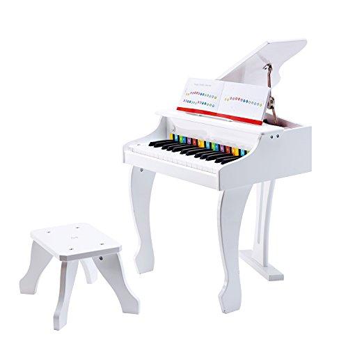 Hape- Giochi in Legno, Colore White, E0338