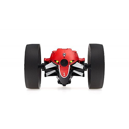 Parrot MiniDrones Jumping Race Drone Max (Red) by Parrot