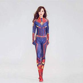 Disfraz De Fiesta For Mujer Cosplay Fiesta De Disfraces Vestido De Mujer De Halloween Spiderman Dress Up YGDH (Color : Red, Size : M)