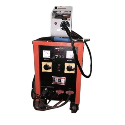 AmarJyoti MIG Transformer Welding Machine (400 AMPS, 3 PHASE)