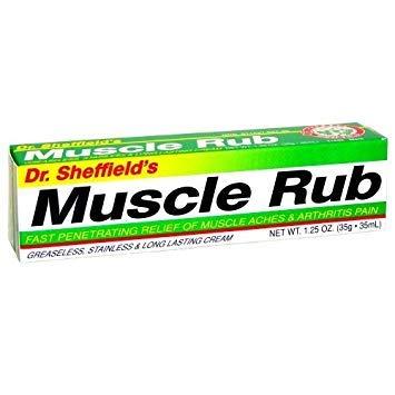 1.25Oz Analg Mucsle Rub by Dr Dry