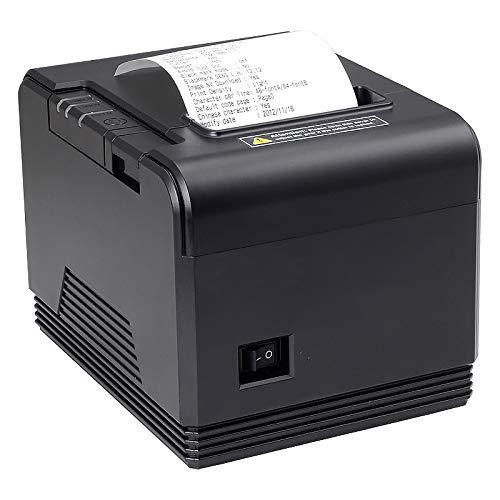 [Aggiorna 2.0] 300mm / sec Stampante termica diretta Speciale per la Cucina EU MUNBYN AUTO-CUT...