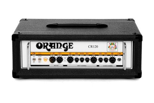 ORANGE CRUSH PRO 120W BLACK Electric guitar amplifiers Solid state guitar heads