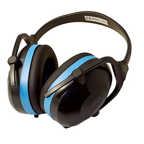 Silverline 633816 - Orejeras plegables SNR 30 dB (SNR 30 dB)