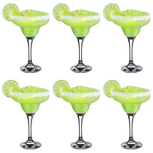 Rink Drink Bicchieri da Margarita/Cocktail, da 295 ml - Confezione da 6