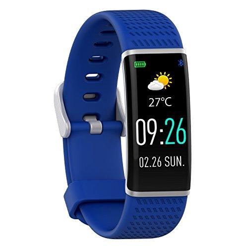 CaaWoo R01 Activity Tracker, Fitness Tracker, Sport Bracciale Orologio Fitness Tracker...
