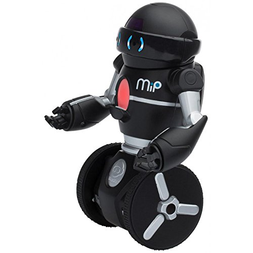 41oag8GnoIL - Wow Wee- MIP Robot, Color Negro (WowWee 0825)