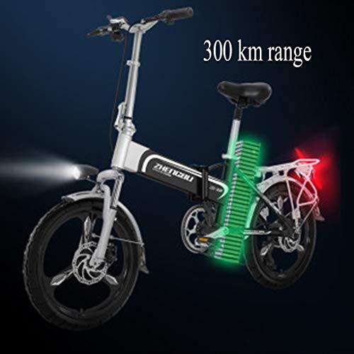 Wukai Scooter Elettrico A Batteria al Litio Pieghevole per Bicicletta Elettrica Tapis Roulant Segway