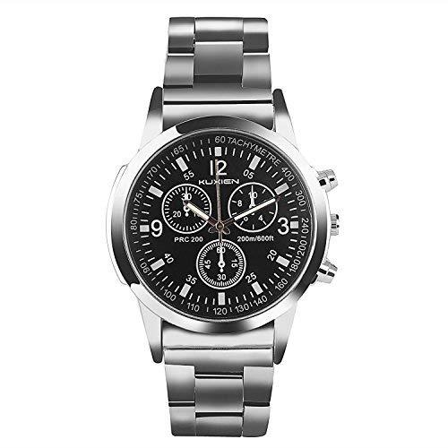 Orologio da Uomo, Orologio sportivo uomo, Uomo quarzo orologi Impermeabile, commerciale casuale...
