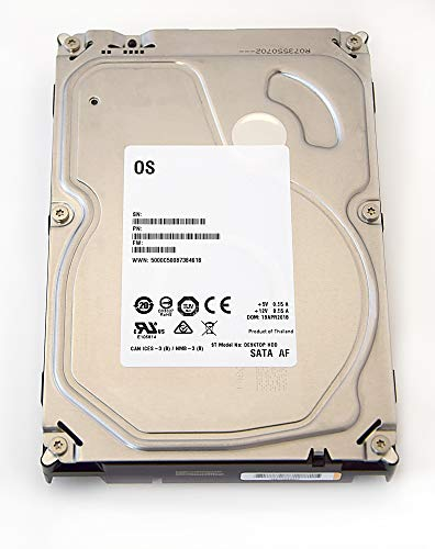 White Label interno HDD Barracuda Desktop HDD da 3,5 ', 8,9 cm, PC, HDD, NAS, 7200 RPM, SATA-600,...