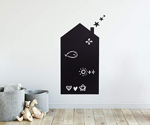 Adesivo murale lavagna per bambini, scuola materna, baby room, sala giochi, ufficio