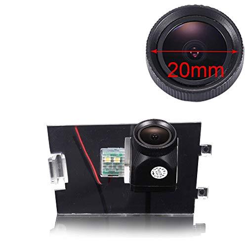 Kalakus Telecamera per Retromarcia con Visione Notturna Impermeabile Sensore di Parcheggio per Jeep Compass Wrangler Cherokee Patriot