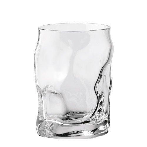 Offerta speciale servizio bicchieri 18+6 omaggio totale 24 pezzi modello sorgente bormioli rocco cl...