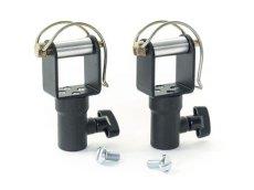 Lastolite LL LB1106 - Paquete de 2 dispositivos para soporte de equipos de iluminación fotográfica