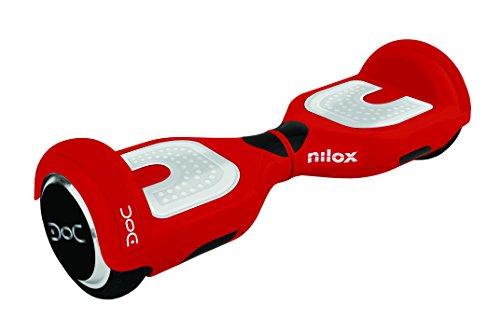 Nilox Doc Self Balance Scooter elettrico con Certificazione UL 2272, Azzurro