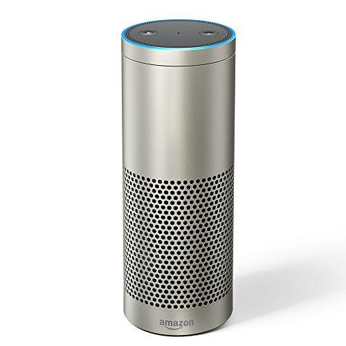 Wir stellen vor: Echo Plus - Mit integriertem Smart Home-Hub (silber)