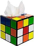 getDigital 8372 Portafazzoletti Cubo Magico Con Chiusura Magnetica - Multicolore 14 x 14 x 14 cm