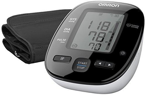 Omron MIT3 Misuratore di Pressione da Braccio Digitale, Sensore di Irregolarità Battito Cardiaco,...