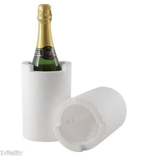 Calice da vino in polistirolo tubi confezione flacone Polysafe 12leggero