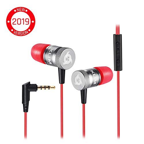 Auricolari KLIM Fusion per audio di alta qualità - Lunga durata + Garanzia 5 anni - Innovativi: con...