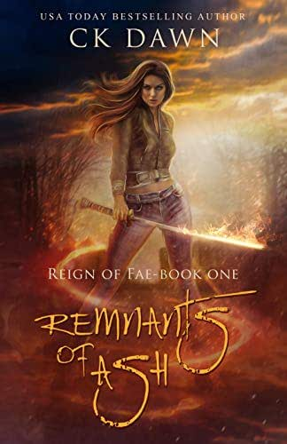 Remnants of Ash (Reign of Fae Book 1) (English Edition)