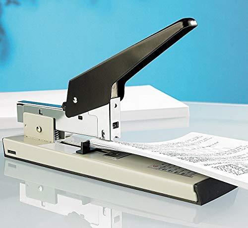 PRICEKILLER - Spillatrice professionale a leva manuale cucitrice 100 fogli alti spessori +...