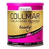 COLLMAR Beauty Colágeno Marino Hidrolizado con Ácido Hialurónico, Vitamina C, Biotina, Aceite de...