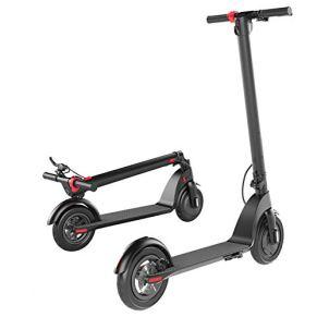 GUNAI Plegable Patinete Eléctrico Scooter,32 km/h,Faros LED, Batería Extraíble,Juventud Unisex