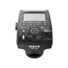 Meike MK300 - Flash para Canon, color negro