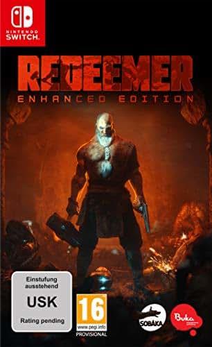 Redeemer Enhanced Edition [Nintendo Switch]