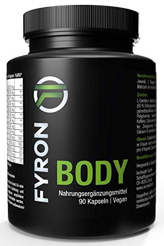 FYRON Body Premium | Metabolismo | senza additivi | 100% naturali