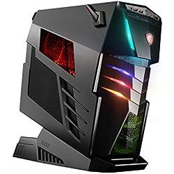 MSI Aegis TI3 VR7RE SLI-010EU 4.2GHz i7-7700K Escritorio Negro PC - Ordenador de sobremesa (4,2 GHz, 7ª generación de procesadores Intel® Core™ i7, i7-7700K, 4,5 GHz, LGA 1151 (Socket H4), 8 MB)