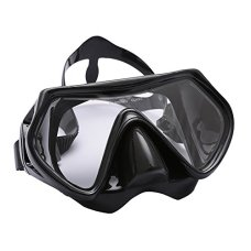 Bezzee-Dive-Adults-Men-and-Women-Scuba-Diving-Goggles-Watertight-Mask-with-Clear-Vision-Panoramic-View-Tempered-Glass-Lens-Breathe-Easy-Dry-Snorkeling-Gear-Set-with-Purge-Valve-and-Storage-Bag