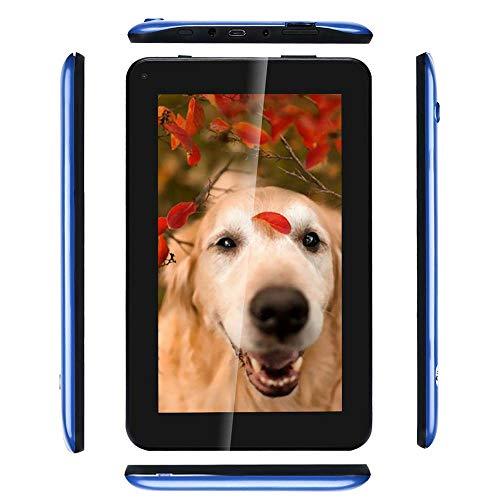 Haehne 7 Pollici Tablet PC - Google Android 6.0 Quad Core, 1GB RAM 16GB ROM, Doppia Fotocamera...