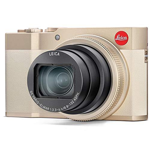 Leica 19126 C-Lux Digital Camera (Light Gold)