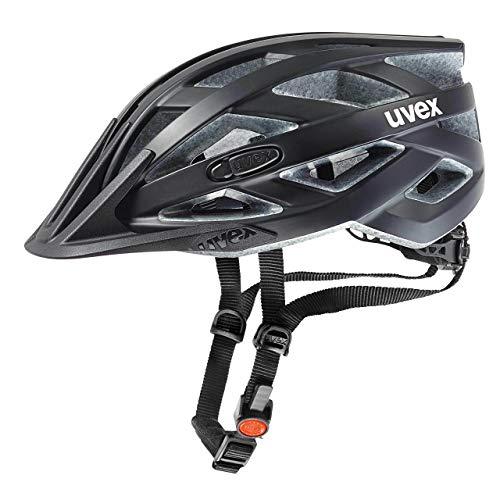Uvex Erwachsene I-VO CC Fahrradhelm black mat 56-60 cm