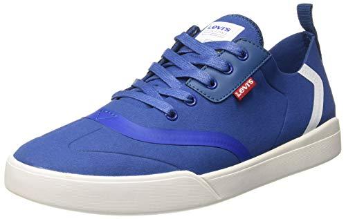 Levi's Men's SNAG Sneakers Blue 8 UK/India (42)(9 US) (38113-0095)